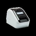 BROTHER Címkenyomtató QL-820NWB, asztali, thermál, 2 színű nyomtatás, WiFi/LAN/Bluetooth/USB, 148mm/mp, 300dpi, DK címke