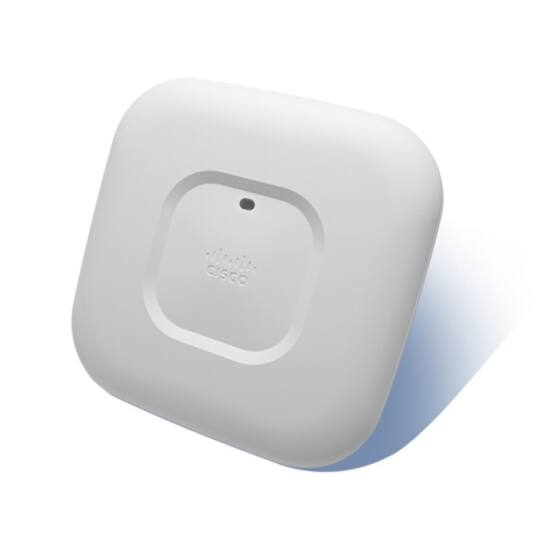 CISCO Wireless Access Point Aironet 2702i 802.11a/g/n/ac Ctrlr-based AP, Dual-band, controller-based
