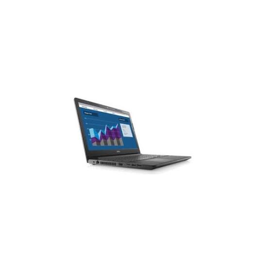 "DELL NB  Vostro 3568 15.6"" HD, Intel Core i3-6100U (2,30GHz), 4GB, 500GB HDD,DVD-RW"