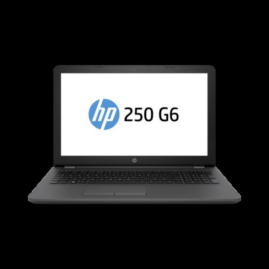 """HP 250 G6 15.6"""" HD AG, Celeron N3060 1.6GHz, 4GB, 500GB"""