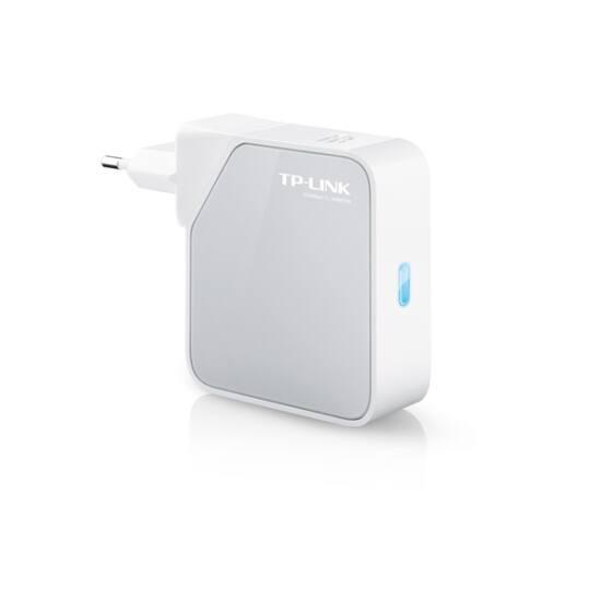 TP-LINK Wireless N Mini Router 300Mbps 1x WAN/LAN(1000Mbps) + 1x LAN(100Mbps), 1 x USB 2.0