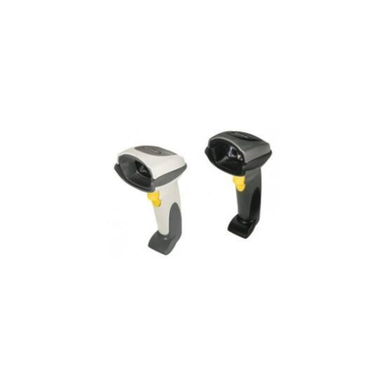 ZEBRA vonalkód olvasó DS6707, 2D, Dual-IF, kit (USB), világosszürke