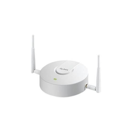 ZYXEL Wireless Access Point Unified 802.11 b/g/n Poe,+Antennával