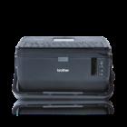 BROTHER Cimkenyomtató PT-D800W, asztali, thermál, WiFi/USB, 360dpi, 3,5-36mm TZe/HSe/FLe szalag, tükörnyomtatás