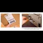 BROTHER Címkenyomtató TD-4000, 300dpi, 69 címke/perc, USB, címke: 102mm-ig, P-Touch Editor