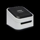 BROTHER címkenyomtató, VC500, ZINK Zero-ink, színes nyomtatás, 8 mm/mp, USB/Wifi, 303dpi, PT Editor Lite, CK címke