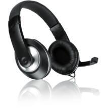 Speedlink SL-8727-BK-01 THEBE CS mikrofonos fejhallgató 0301ba0688