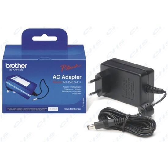 Brother Adapter 7v - 9.5v/1.2amp - 1.3amp (EC) címkenyomtatóhoz