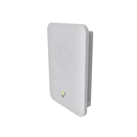 Cambium Networks, cnPilot E502S (EU) Outdoor 30 Deg sector 802.11ac 2x2 WLAN AP with Tilt bracket & PoE Injector