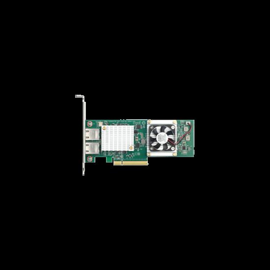 D-Link PCI-E Vezetékes hálózati Adapter 2 Port 10GBASE-T RJ45