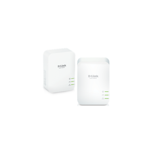 D-Link PowerLine AV2 1000 HD gigabites Starter Kit DHP-601AV