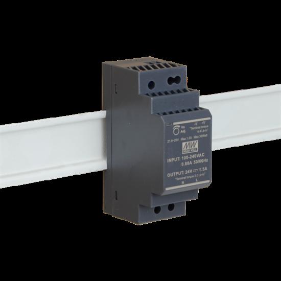 D-Link Power Supply 30W Ultra slim design, 35mm (2SU)