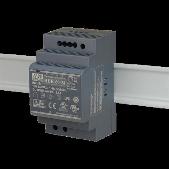 D-Link Power Supply 60W Ultra slim design, 52.5mm (3SU)