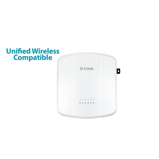 D-Link Wireless AC1750 Dual-Band Unified Access Point