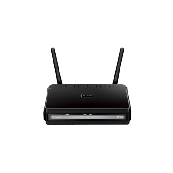 D-Link Wireless N Access Point 300Mbps (8 SSID Simultan)