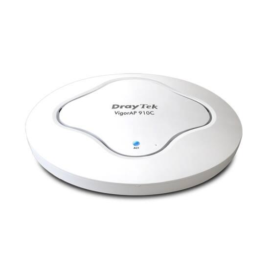 DRAYTEK Wireless AC Access Point Vigor AP 910c 300Mbps (POE) 1xLAN(1000Mbps)