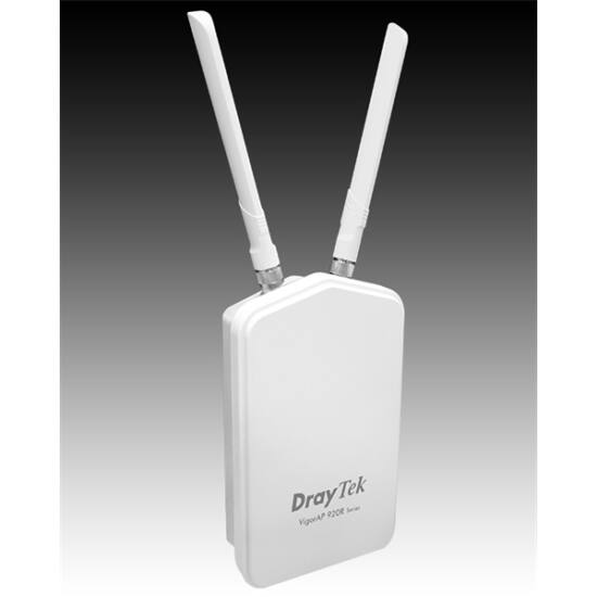 DRAYTEK Wireless AC Access Point Vigor AP920RP 300Mbps (POE) 2XLAN(1000Mbps) Kültéri