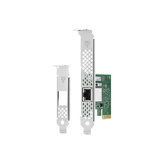 HP PCI-e Vezetékes hálózati Adapter Intel I210-T1 1000Mbps PCI-E 1x