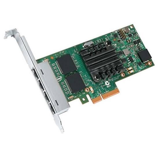 INTEL PCI-e Vezetékes hálózati Adapter I350T4V2BLK Intel 1000Mbps