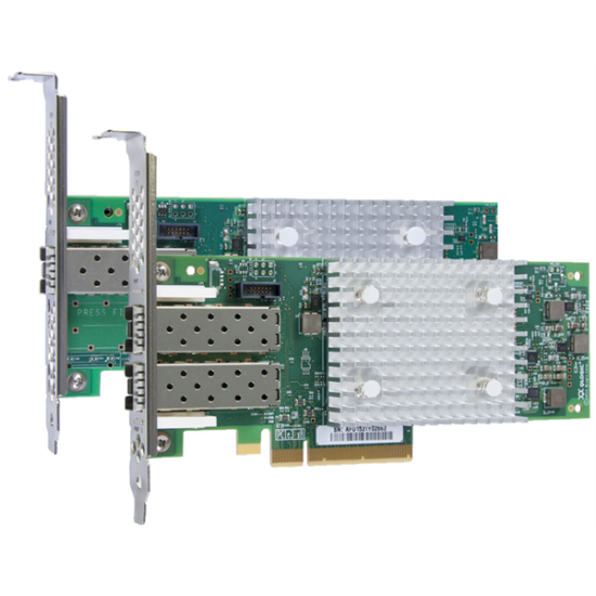 LENOVO szerver HBA - Fibre kártya, Qlogic, Single port, 16Gbps (Enhanced Gen 5)