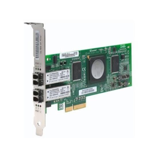 LENOVO szerver HBA - Fibre kártya, Qlogic, Dual port, 8Gbps