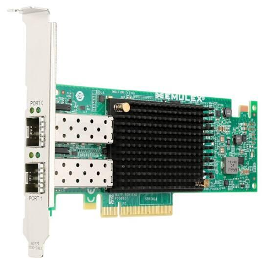 LENOVO szerver LAN - Emulex VFA5.2 2x10 GbE SFP+ PCIe Adapter