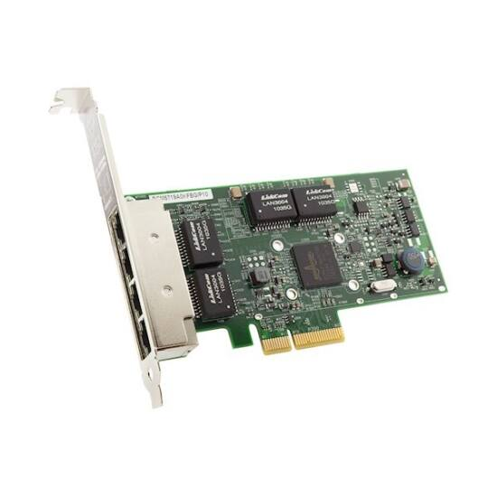 LENOVO szerver LAN - Broadcom NetXtreme I Quad Port GbE Adapter