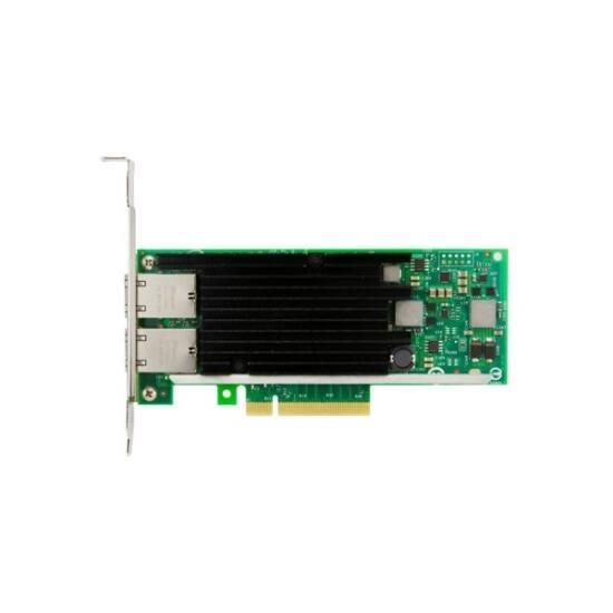 LENOVO szerver LAN - Intel X540-T2 Dual Port 10GBaseT Adapter