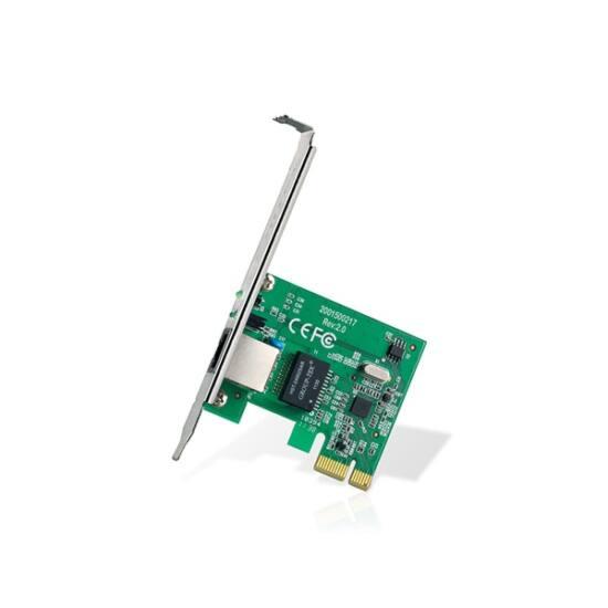 TP-LINK Vezetékes hálózati adapter PCI-Express 1000Mbps, TG-3468