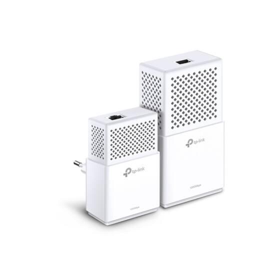 TP-LINK Powerline AV1000 1x1000Mbps + Wireless Dual-Band AC750, WPA7510 KIT