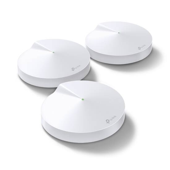 TP-LINK Wireless Mesh Networking system AC1300 + AV600 DECO P7 (3-PACK)