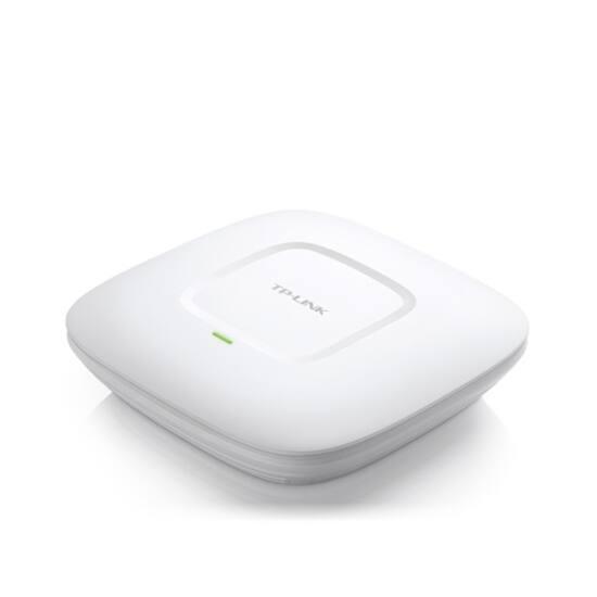 TP-LINK Wireless Access Point N-es 300Mbps Mennyezetre rögzíthető, EAP115