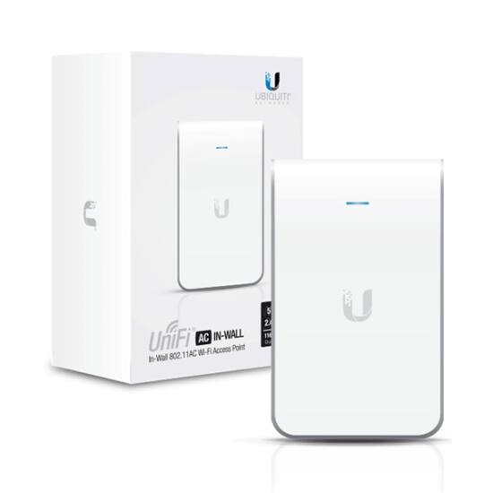 UBiQUiTi  UniFi AC In-Wall 802.11a/b/g/n/ac accesspoint