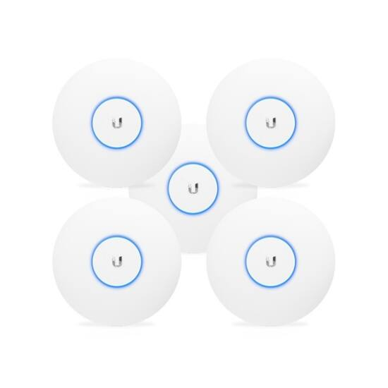 UBiQUiTi UniFi AP 802.11 a/b/g/n/ac - 5db bundle
