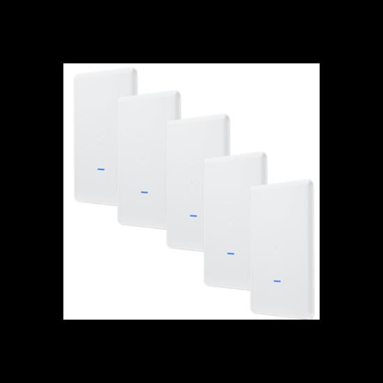 Ubiquiti UniFi AC MESH PRO 1300 Mbit kültéri accesspoint - 5 db - PoE tápegység nélkül