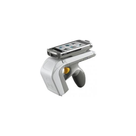 ZEBRA Bluetooth vonalkód olvasó, vezeték nélküli, RFD8500, RFID(UHF), 2D, Bluetooth