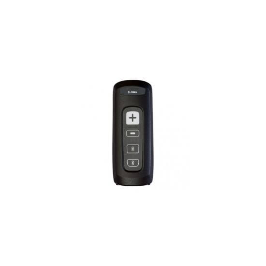 ZEBRA vonalkód olvasó, vezetékes, CS4070-SR, BT, 2D, USB, kit(USB), fekete