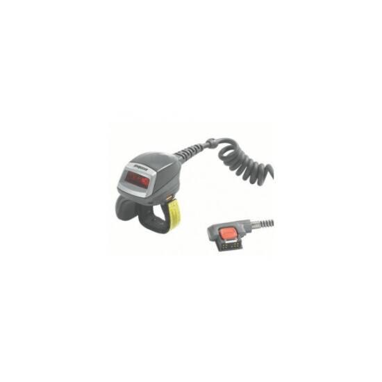 ZEBRA vonalkód olvasó RS4000, long kábel, 1D, kit