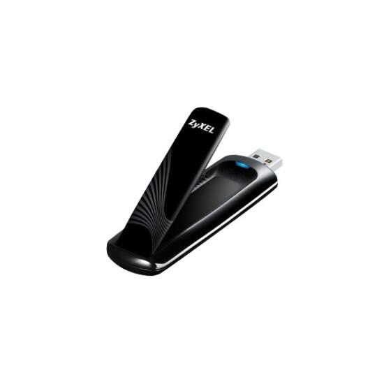 ZYXEL Wireless N USB Dual-Band hálózati adapter AC1200