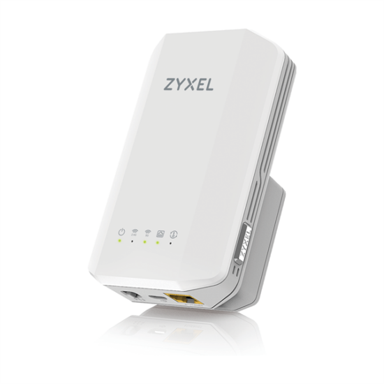 ZYXEL Wireless Range Extender MU-MIMO Dual Band AC1300