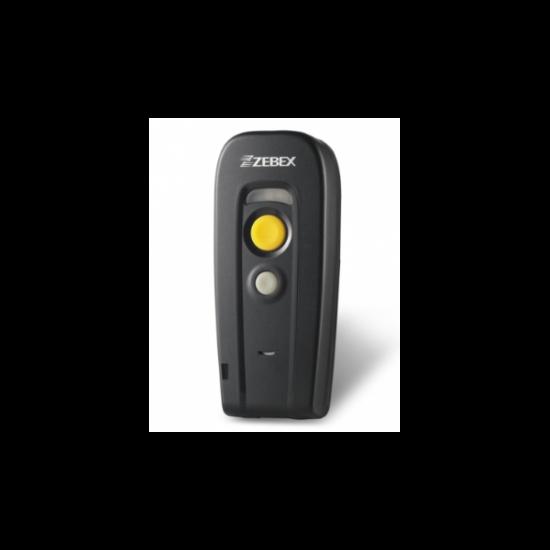 Zebex Z-3250BT vonalkód olvasó, USB, Bluetooth, Fekete