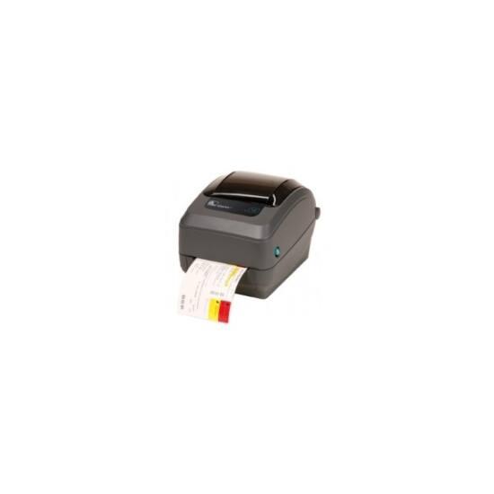 Zebra cimkenyomtató, GX420t rev2, (203 dpi), TT, EPL, ZPL, multi-IF, print szerver (ethernet)