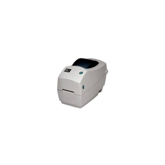 Zebra cimkenyomtató, TLP2824 Plus, (203 dpi), TT, vágóegység, RTC, EPL, ZPL, USB, print szerver (ethernet)