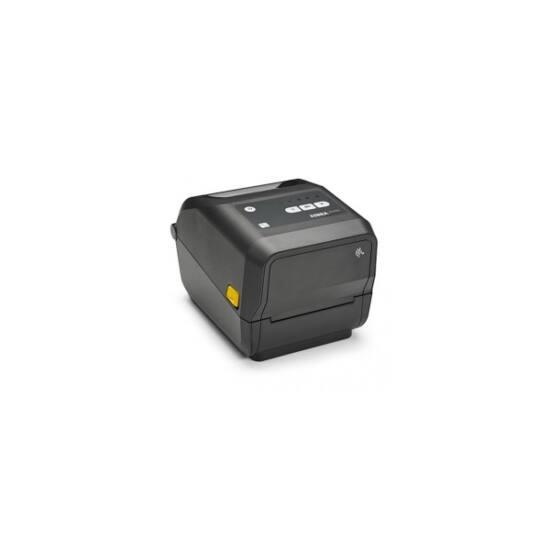 Zebra cimkenyomtató, ZD420 Healthcare, cartridge, (203 dpi), TT, MS, RTC, EPLII, ZPLII, USB, Ethernet, fehér